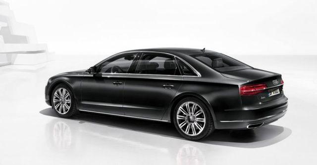 2015 Audi A8 L 60 TFSI quattro  第2張相片