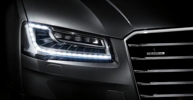 2015 Audi A8 L 60 TFSI quattro  第3張相片