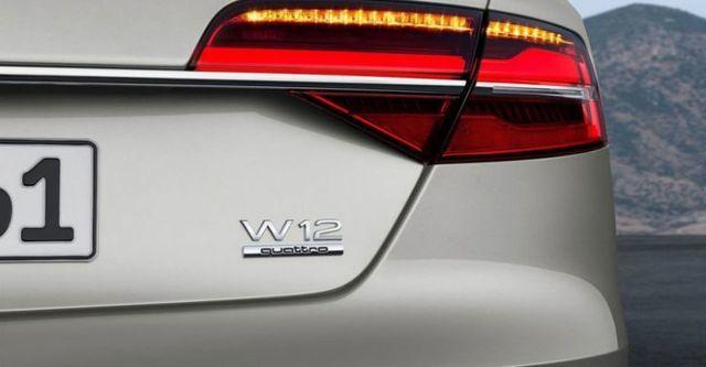 2015 Audi A8 L W12  第4張相片
