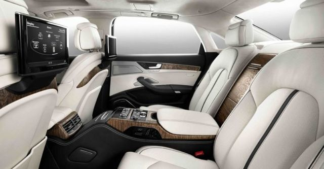 2015 Audi A8 L W12  第6張相片