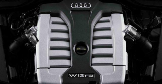 2015 Audi A8 L W12  第7張相片