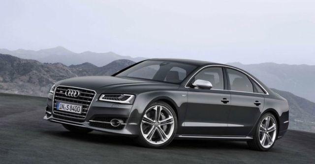 2015 Audi A8 S8  第2張相片