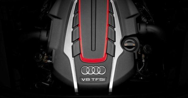 2015 Audi A8 S8  第7張相片