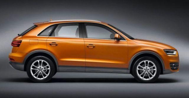 2015 Audi Q3 30 TFSI  第2張相片