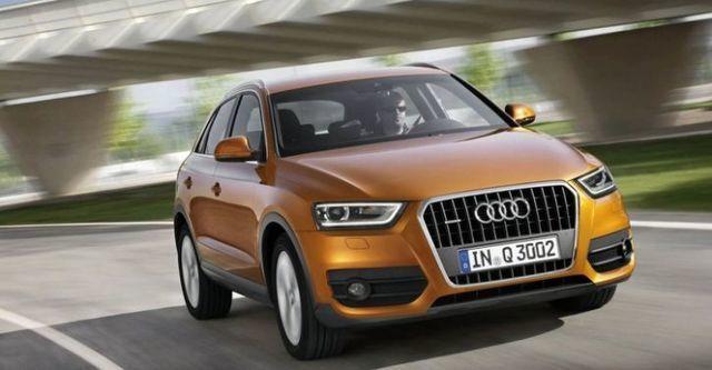 2015 Audi Q3 30 TFSI  第5張相片