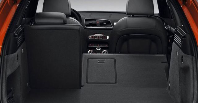 2015 Audi Q3 30 TFSI  第9張相片