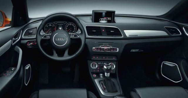 2015 Audi Q3 30 TFSI  第10張相片