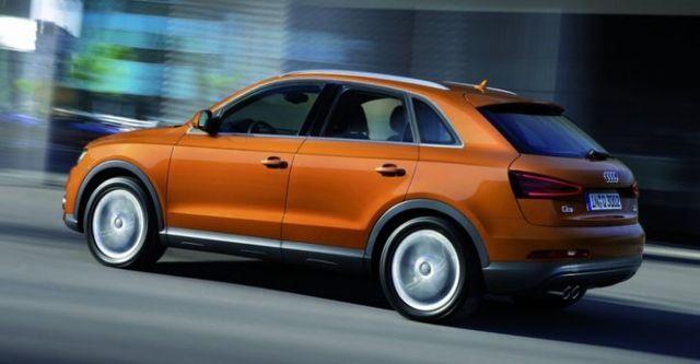 2015 Audi Q3 35 TFSI quattro  第3張相片