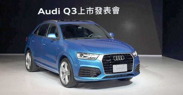 2015 Audi Q3(NEW) 30 TFSI  第2張相片