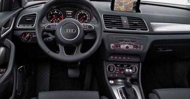 2015 Audi Q3(NEW) 30 TFSI  第10張相片