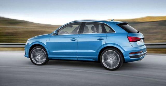2015 Audi Q3(NEW) 35 TFSI quattro  第3張相片