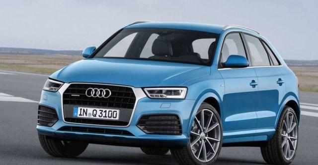2015 Audi Q3(NEW) 35 TFSI quattro  第6張相片