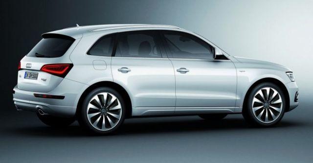 2015 Audi Q5 40 Hybrid quattro  第4張相片