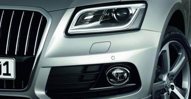 2015 Audi Q5 40 TFSI quattro  第5張相片