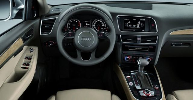 2015 Audi Q5 40 TFSI quattro  第7張相片