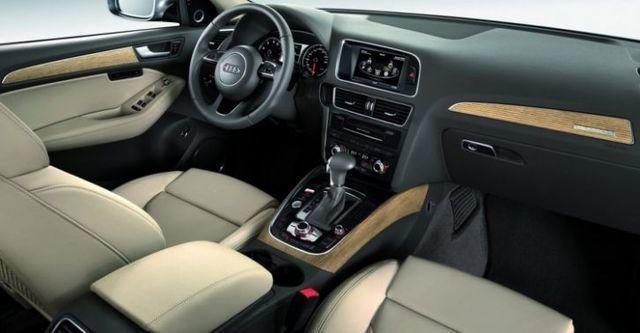 2015 Audi Q5 40 TFSI quattro  第8張相片