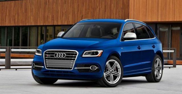 2015 Audi Q5 SQ5  第2張相片
