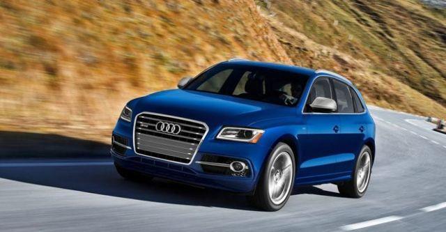 2015 Audi Q5 SQ5  第3張相片