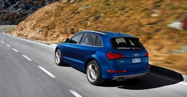 2015 Audi Q5 SQ5  第4張相片