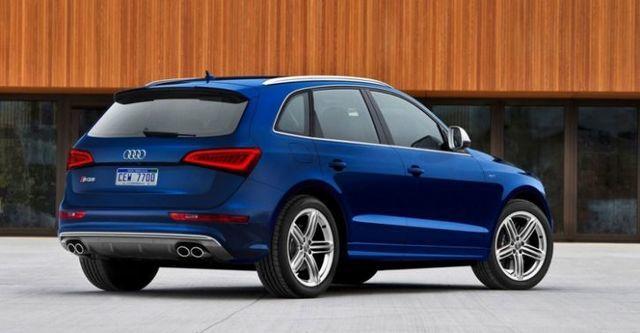 2015 Audi Q5 SQ5  第5張相片