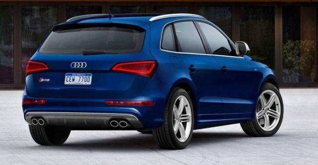 2015 Audi Q5 SQ5  第7張相片