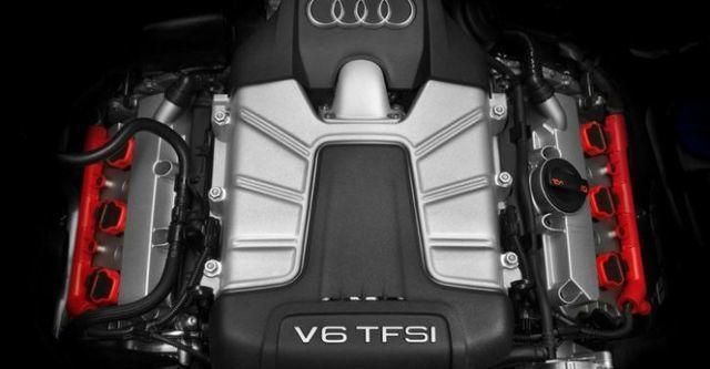2015 Audi Q5 SQ5  第8張相片