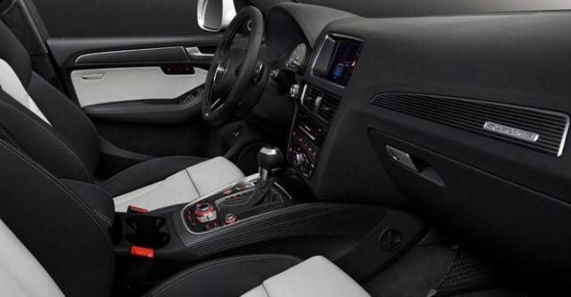 2015 Audi Q5 SQ5  第9張相片