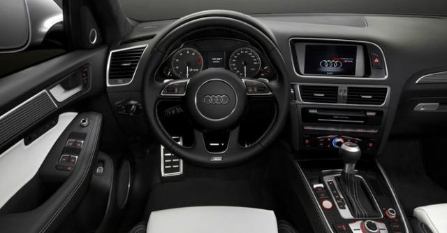 2015 Audi Q5 SQ5  第10張相片