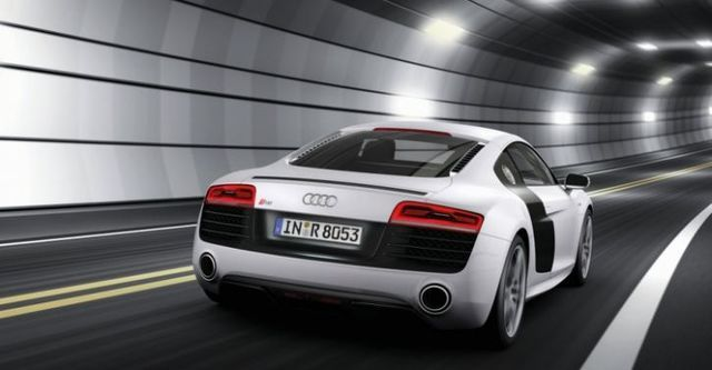 2015 Audi R8 Coupe 5.2 V10 FSI quattro  第5張相片