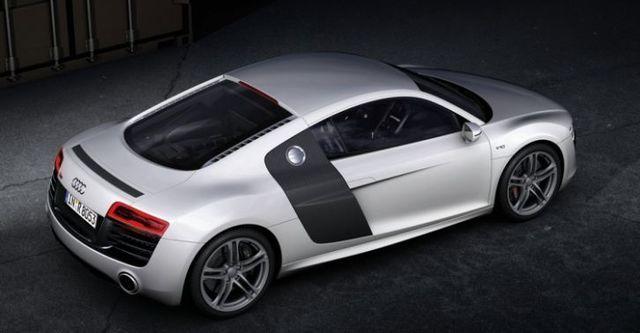 2015 Audi R8 Coupe 5.2 V10 FSI quattro  第7張相片