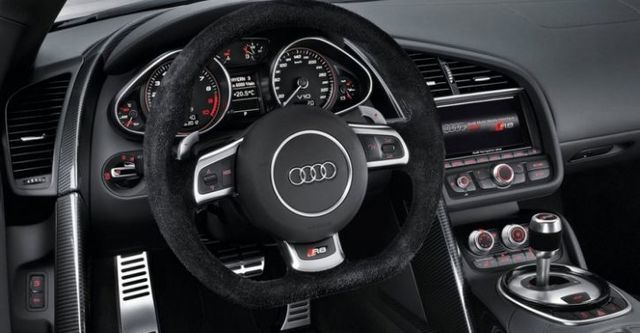 2015 Audi R8 Coupe Plus 5.2 V10 FSI quattro  第7張相片