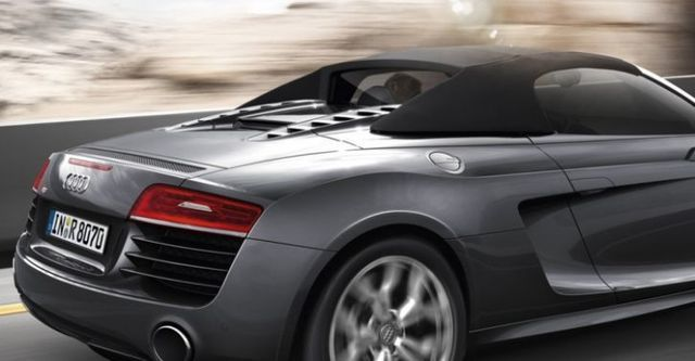 2015 Audi R8 Spyder 5.2 V10 FSI quattro  第7張相片