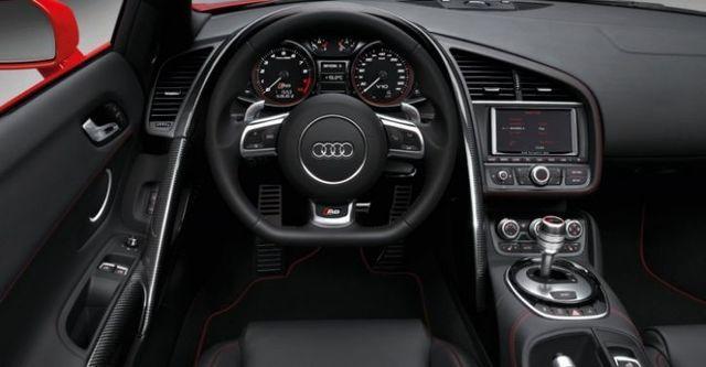 2015 Audi R8 Spyder 5.2 V10 FSI quattro  第8張相片