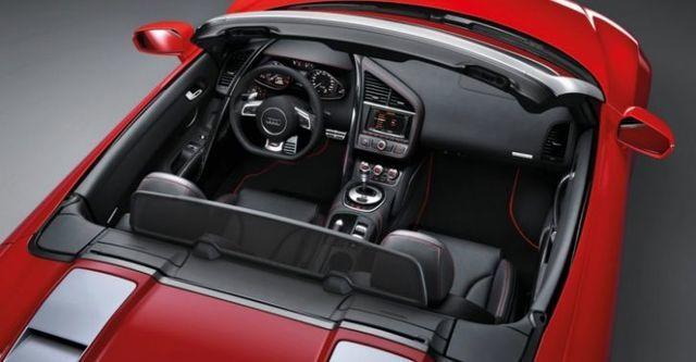 2015 Audi R8 Spyder 5.2 V10 FSI quattro  第9張相片