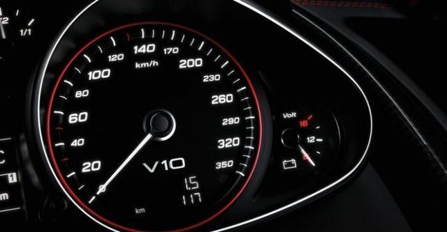 2015 Audi R8 Spyder 5.2 V10 FSI quattro  第10張相片