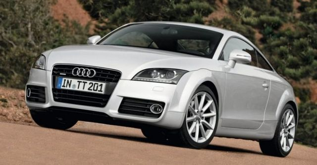 2015 Audi TT 45 TFSI  第3張相片