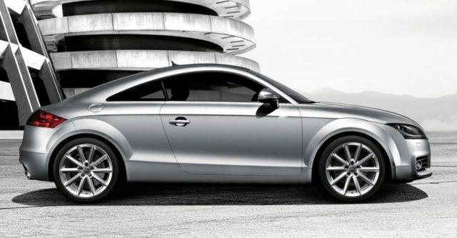 2015 Audi TT 45 TFSI  第5張相片