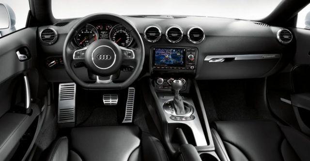 2015 Audi TT 45 TFSI  第7張相片