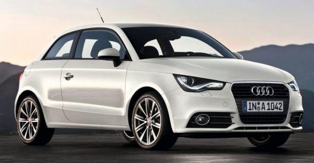 2014 Audi A1 30 TFSI  第3張相片