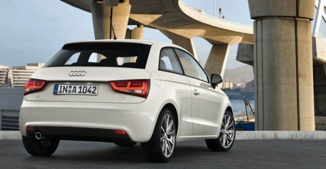 2014 Audi A1 30 TFSI  第5張相片