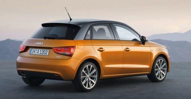 2014 Audi A1 Sportback 30 TFSI  第2張相片