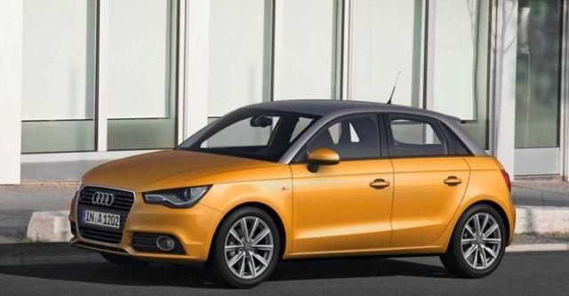 2014 Audi A1 Sportback 30 TFSI  第3張相片