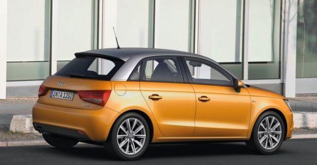 2014 Audi A1 Sportback 30 TFSI  第4張相片