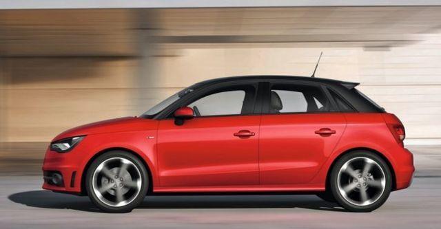 2014 Audi A1 Sportback 40 TFSI  第3張相片