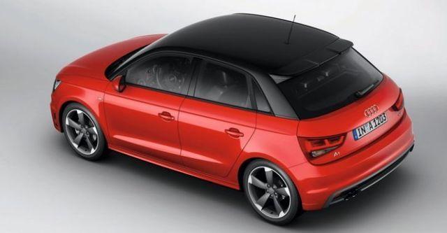 2014 Audi A1 Sportback 40 TFSI  第6張相片