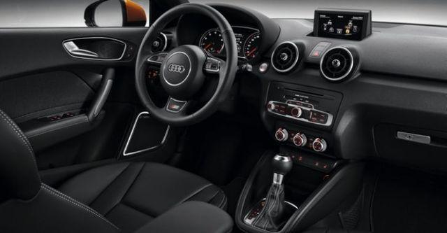 2014 Audi A1 Sportback 40 TFSI  第8張相片