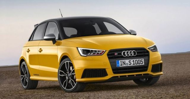 2014 Audi A1 Sportback S1  第1張相片
