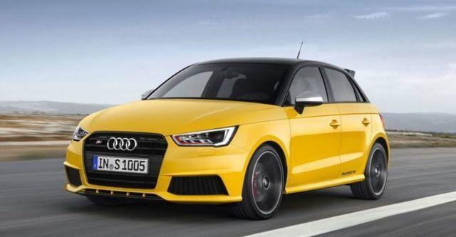 2014 Audi A1 Sportback S1  第4張相片