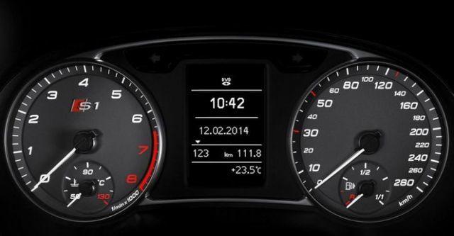 2014 Audi A1 Sportback S1  第6張相片