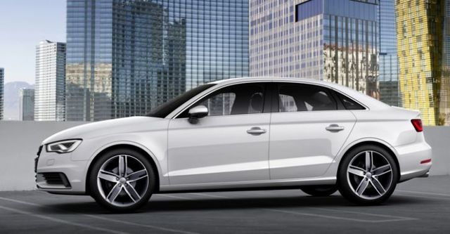 2014 Audi A3 Sedan 30 TFSI  第7張相片